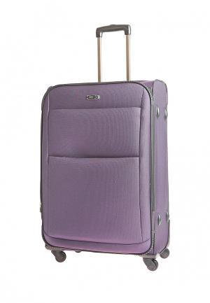 Чемодан 105 л (L) Antler. Цвет: фиолетовый