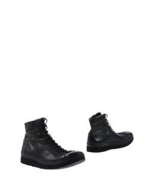 Полусапоги и высокие ботинки O.X.S.. Цвет: стальной серый
