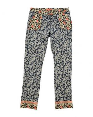 Повседневные брюки SCOTCH R'BELLE. Цвет: темно-синий