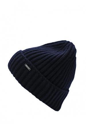 Шапка Woolrich. Цвет: синий