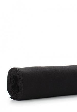 Полотенце ASICS. Цвет: черный