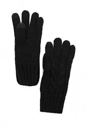 Перчатки Gap. Цвет: черный