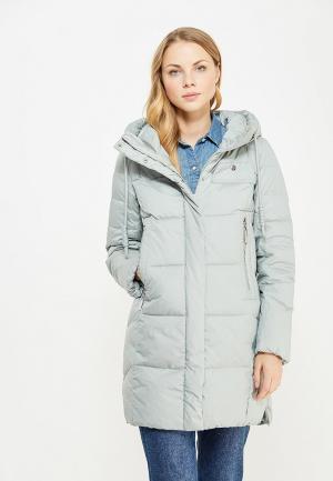 Куртка утепленная Clasna. Цвет: мятный