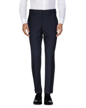 Повседневные брюки MARC JACOBS. Цвет: темно-синий