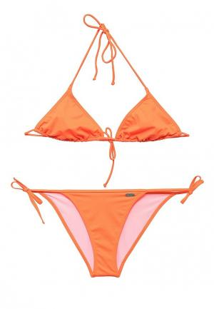 Купальник Fashy. Цвет: оранжевый