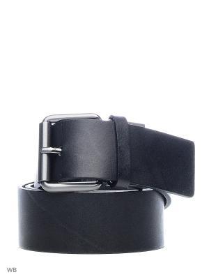 Ремень Calvin Klein. Цвет: черный