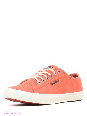 Кеды NAPAPIJRI. Цвет: оранжевый