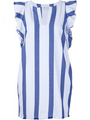 Платье Lydia Sam & Lavi. Цвет: синий