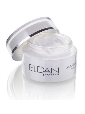 Кремовая маска Anti Age Premium cellular shock ELDAN cosmetics. Цвет: белый