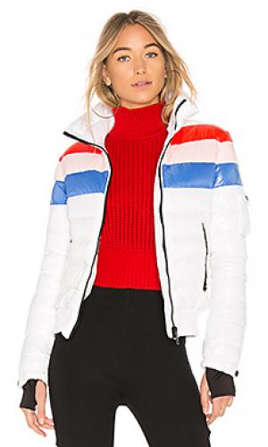 Куртка SAM.. Цвет: ivory