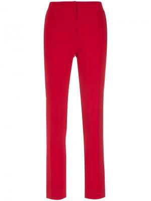 Clochard trousers Olympiah. Цвет: красный
