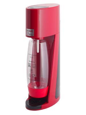 Сифон для воды Elixir Turbo NG Home Bar. Цвет: красный