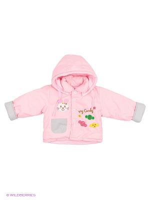 Куртка Kidly. Цвет: розовый