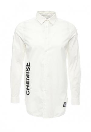Рубашка Sixth June. Цвет: белый