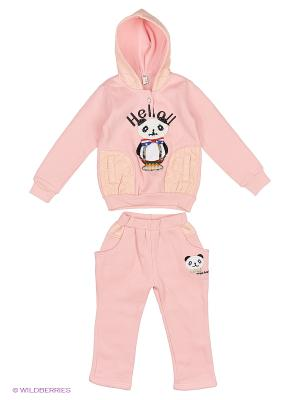 Комплект Sago Kids i Ant Domain. Цвет: розовый