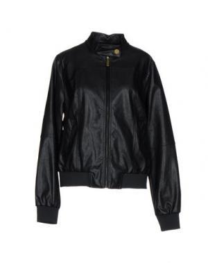 Куртка DUCK FARM. Цвет: черный