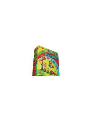 Игровой набор Питон 58 эл. (в коробке) 7/7 Bauer. Цвет: зеленый