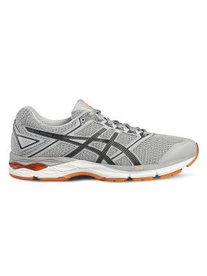 Спортивная обувь GEL-PHOENIX 8 ASICS. Цвет: серый, оранжевый, черный