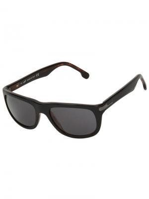 Солнцезащитные очки wayfarer Web. Цвет: коричневый