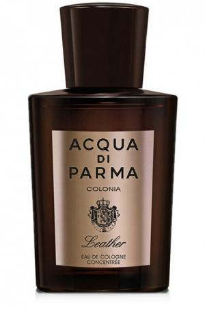 Одеколон Colonia Leather Acqua di Parma. Цвет: бесцветный