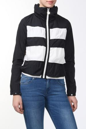 Куртка Ivo Nikkolo. Цвет: черный, белый