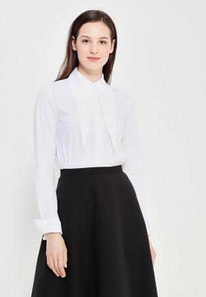 Рубашка Parole by Victoria Andreyanova. Цвет: белый