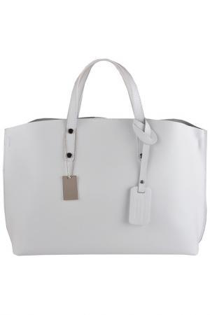Сумка FLORENCE BAGS. Цвет: белый