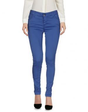 Повседневные брюки FRACOMINA. Цвет: синий