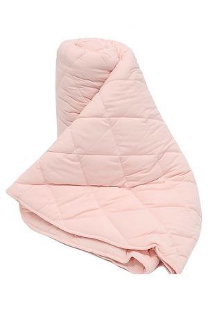 Одеяло, 2 сп (евро) TAC. Цвет: розовый