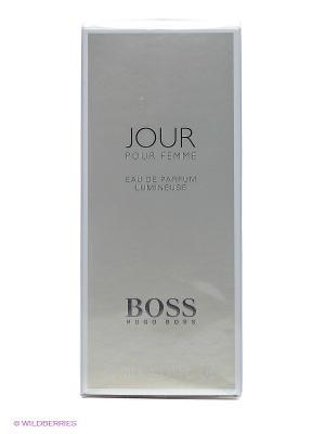 Парфюмерная вода Jour Lumineuse, 30 мл HUGO BOSS. Цвет: серебристый