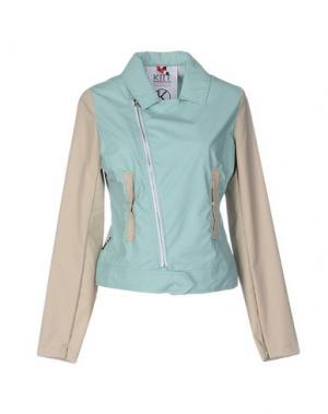 Куртка KILT HERITAGE. Цвет: небесно-голубой