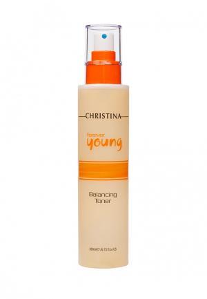 Тоник балансирующий Christina. Цвет: оранжевый