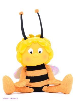 Игрушка-ночник Пчелка Maйя IMC toys. Цвет: оранжевый, желтый, черный