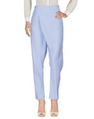 Повседневные брюки EN AVANCE. Цвет: синий