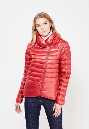 Куртка утепленная Bosideng. Цвет: красный