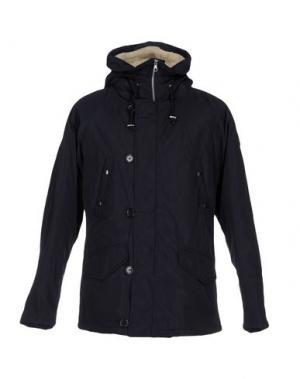 Куртка MELTIN POT. Цвет: темно-синий