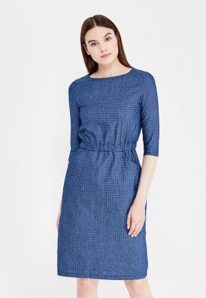 Платье 1001dress. Цвет: синий