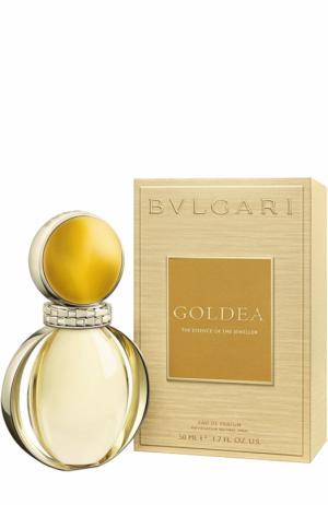 Парфюмерная вода Goldea BVLGARI. Цвет: бесцветный