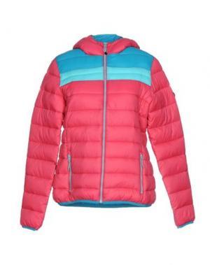Куртка JCOLOR. Цвет: фуксия