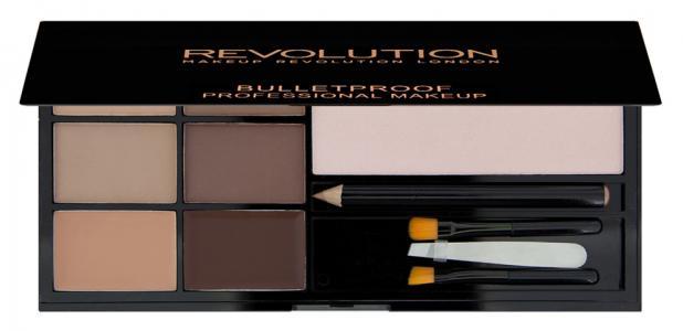 Для глаз Makeup Revolution Fair to Medium. Цвет: fair to medium