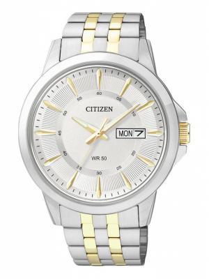 Часы BF2018-52AE CITIZEN. Цвет: серебристый, золотистый