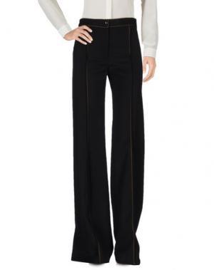 Повседневные брюки LEMAIRE. Цвет: черный