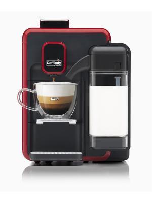 Кофемашина S22 BIANKA CAFFITALY. Цвет: красный