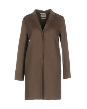 Легкое пальто JAN MAYEN. Цвет: хаки