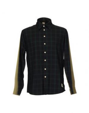 Pубашка SPORTSWEAR REG.. Цвет: темно-зеленый