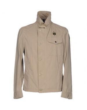 Куртка BLAUER. Цвет: бежевый