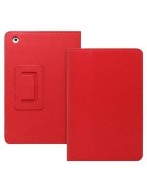 Обложка skinBOX standard для планшета Asus VivoTab Smart ME400C. Выполнена из качественной экокожи.. Цвет: красный