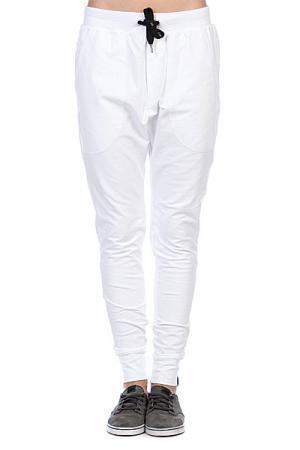 Штаны прямые женские  Wpt 7023 White Trailhead. Цвет: белый