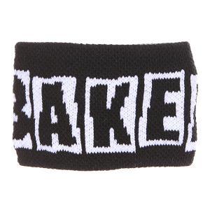 Напульсники  Brand Logo Black Baker. Цвет: черный