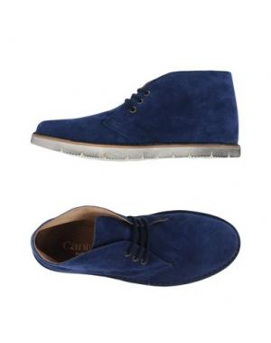 Полусапоги и высокие ботинки CANTARELLI. Цвет: синий